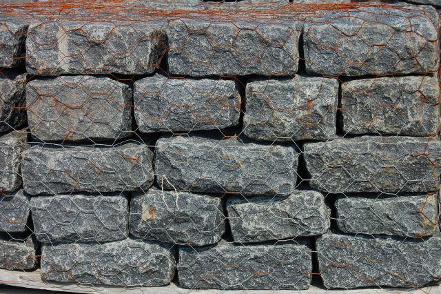 Black Belgium Block Keystone Landscape Supply
