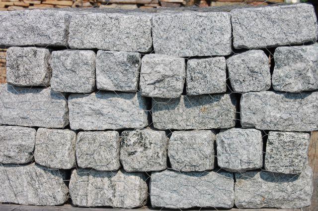 Grey Belgium Block Keystone Landscape Supply