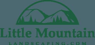 Little Mountain Logo Keystone Landscape Supply